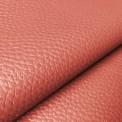 Polipiel tapicería rojo
