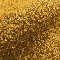 Rizo gliter oro por metro