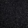 Goma eva gliter negro