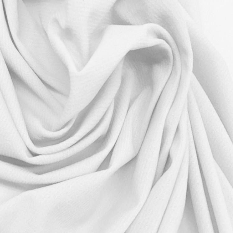 Forro elástico blanco para vestidos lycra