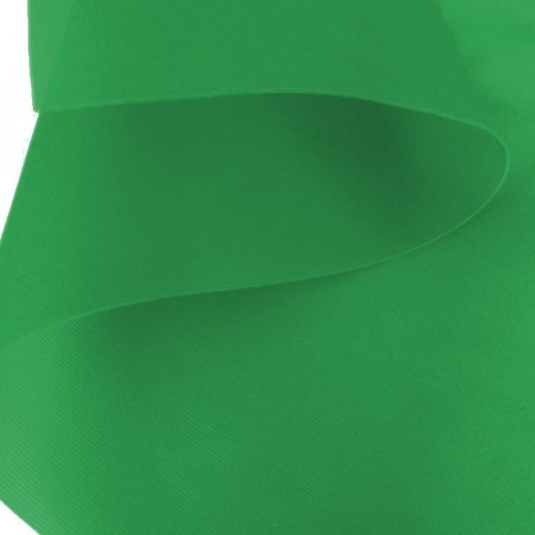 Tela cancan verde por rollo