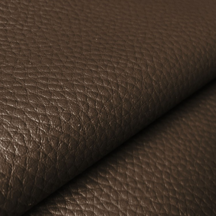 Paño de Aspecto Cuero PU Piel de serpiente material de tela de tapicería-Negro