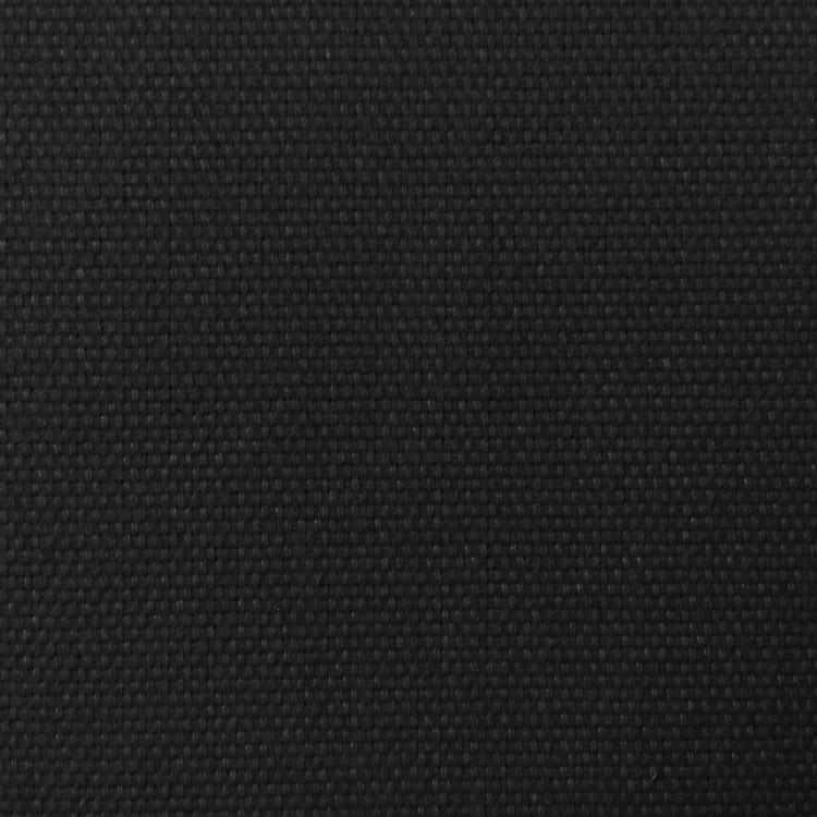 Panama algodón negro