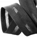 Biés 40 mm negro
