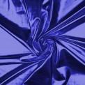 Lycra metal azul