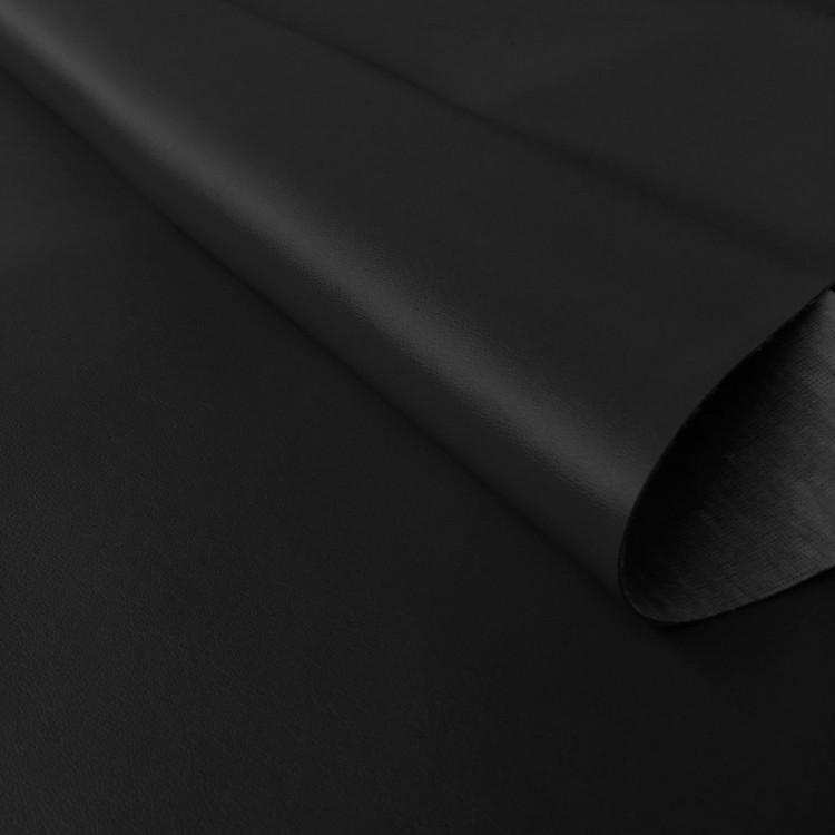 Polipiel tapicería negro