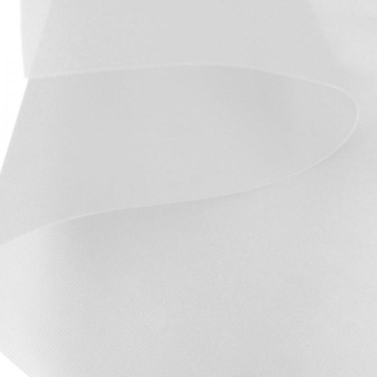 Tela cancan blanca sevillana