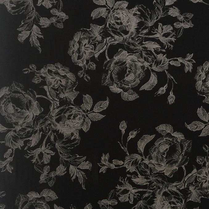 Punto viscosa estampado floral