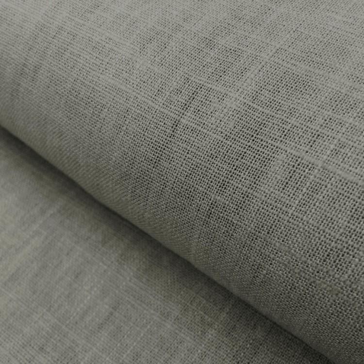 Lino 100% gris