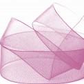 Cinta organdi rosa