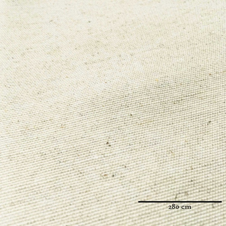 Loneta lino ancho grande