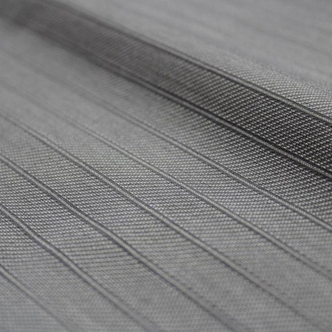 sarga strech rayas gris