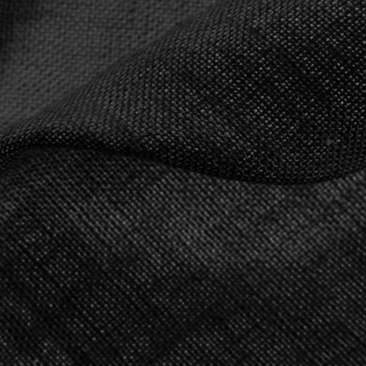 Arpillera de yute negro