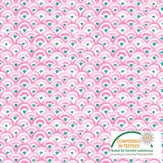 Algodón KATMANDU rosa