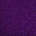 Goma eva purpurina morado