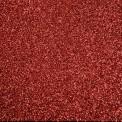 Goma eva purpurina rojo