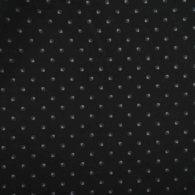 Milano negro triangulos gris