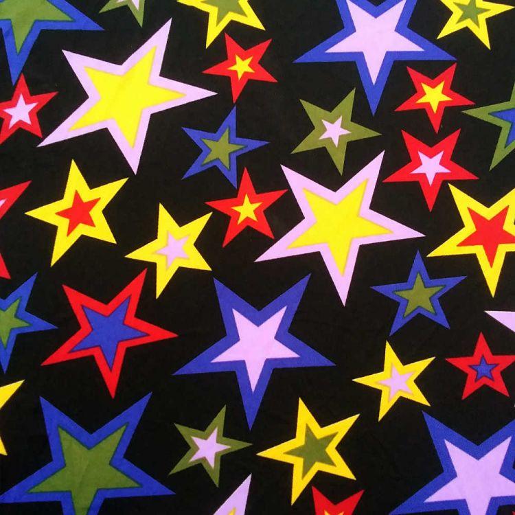 Lycra Estrellas