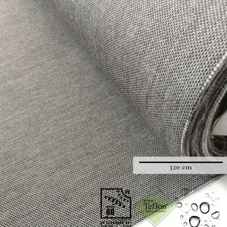 Lona exterior vigoré doble ancho gris