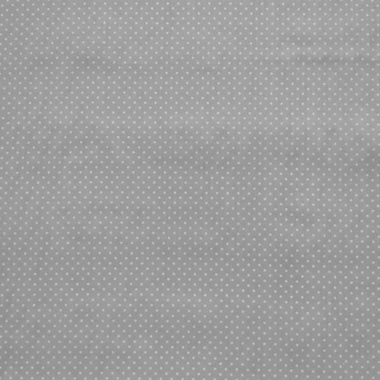 Algodón min topos fondo gris