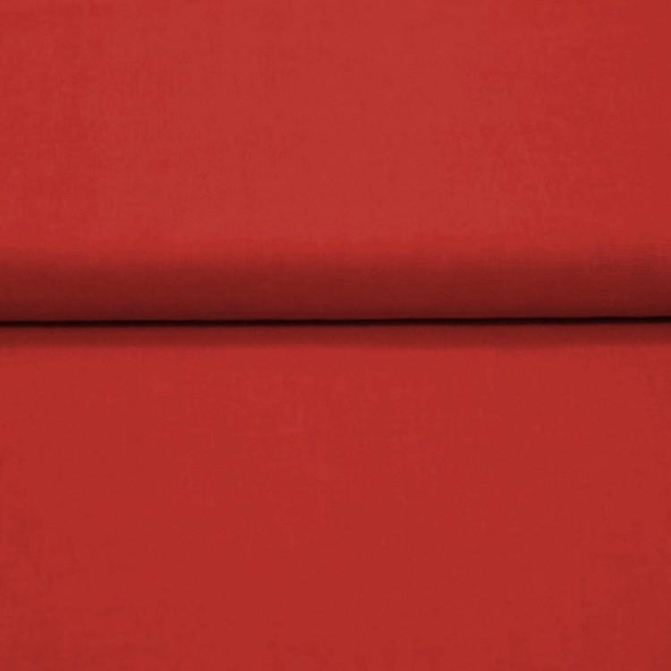 Tela algodón rojo por metro