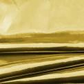 Tejido lamé oro muy brillante por rollo