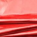 Tejido lamé rojo por rollo